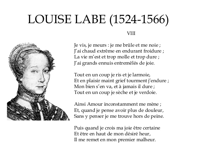 Louise labe